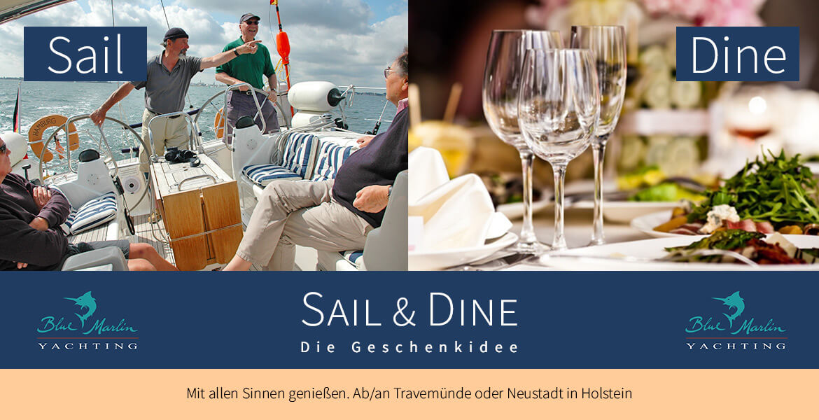 Sail and Dine - Header